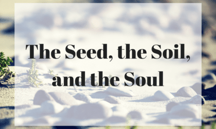The Seed, the Soil, and the Soul