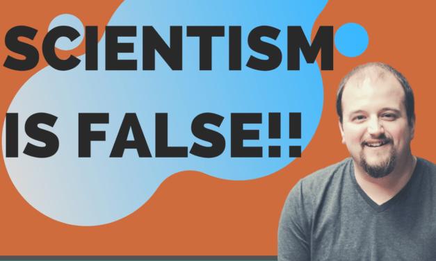 Hail Scientism! (But only when it's convenient…)