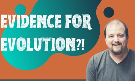 Good Evidence for Evolution?
