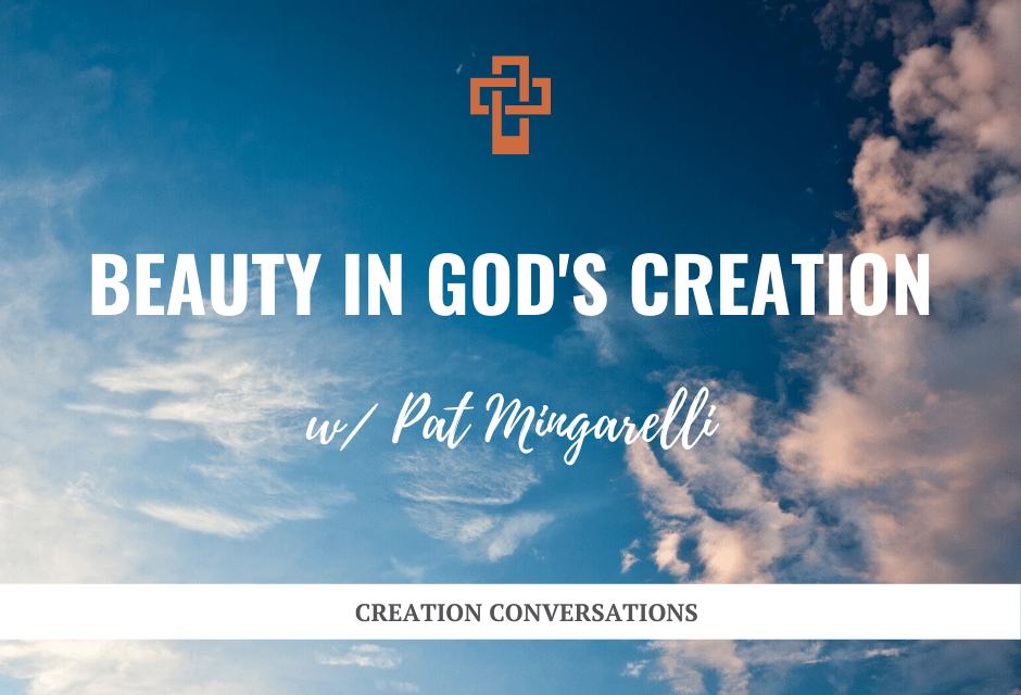 Beauty in God's Creation w/ Pat Mingarelli