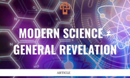 Modern Science ≠ General Revelation